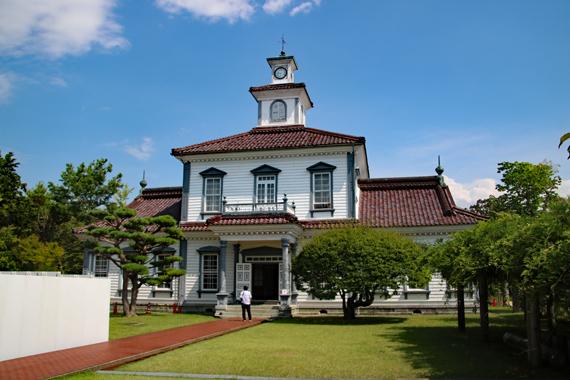 9 旧西川郡役所.jpg